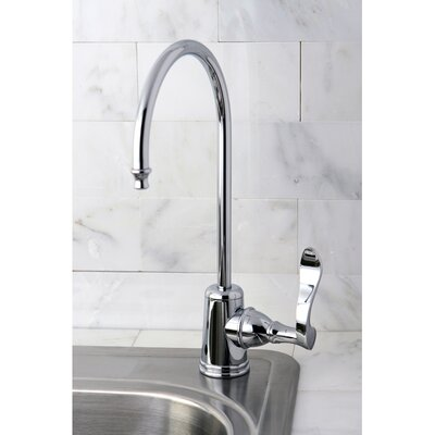 Century Gourmetier Water Filtration Kitchen Faucet Finish: Chrome
