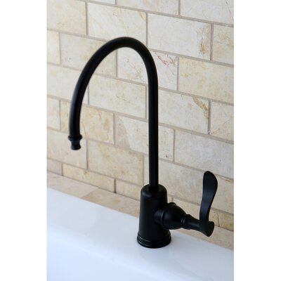 Century Gourmetier Water Filtration Kitchen Faucet Finish: Oil Rubbed Bronze