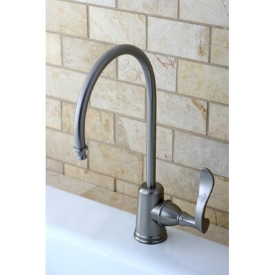Century Gourmetier Water Filtration Kitchen Faucet Finish: Satin Nickel