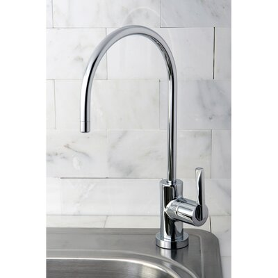 Continental Gourmetier Water Filtration Kitchen Faucet Finish: Polished Chrome