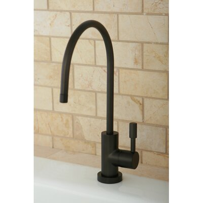Concord Gourmetier Water Filtration Kitchen Faucet Finish: Oil Rubbed Bronze