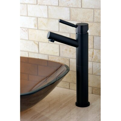 Concord Single Handle Vessel Sink Faucet Finish: Oil Rubbed Bronze