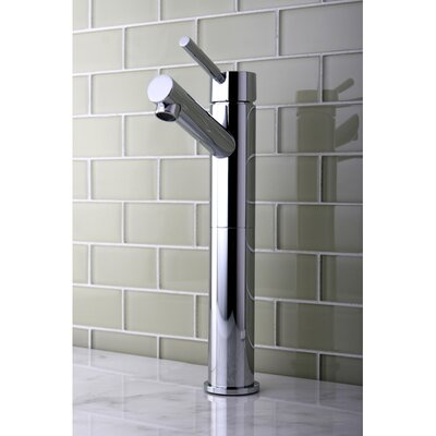 Concord Single Handle Vessel Sink Faucet Finish: Polished Chrome