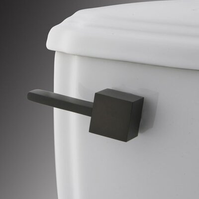 Claremont Toilet Tank Lever Finish: Oil Rubbed Bronze
