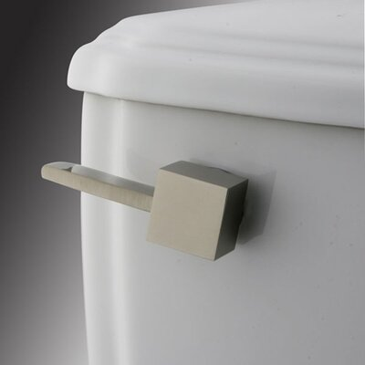 Claremont Toilet Tank Lever Finish: Satin Nickel