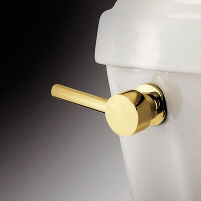 Concord Toilet Tank Lever Finish: Polished Brass