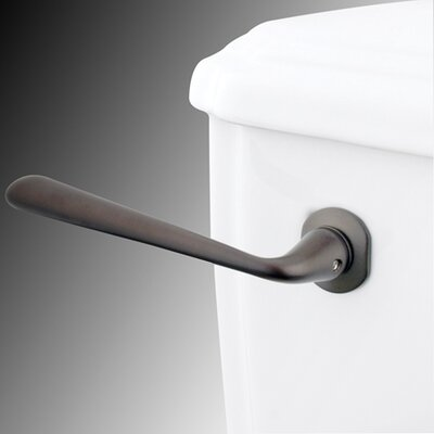 Silver Sage Toilet Tank Lever Finish: Oil Rubbed Bronze