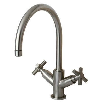 Concord Double Handle Kitchen Faucet