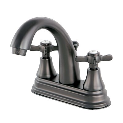 Essex Centerset Lavatory Faucet with Drain Assembly Finish: Oil Rubbed Bronze