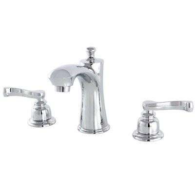 Royale Lavatory Faucet Double Handle Finish: Chrome