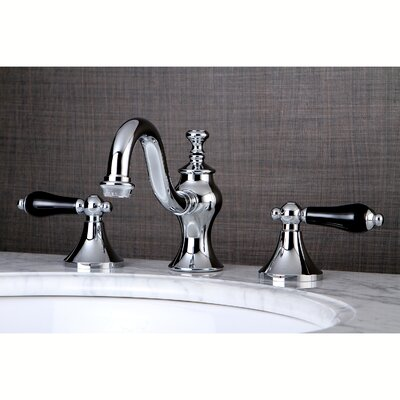 Duchess Double Handle Standard Bathroom Faucet with Drain Assembly Finish: Chrome