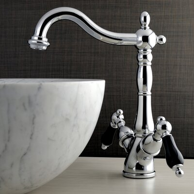 Duchess Double Handle Standard Bathroom Faucet Finish: Chrome