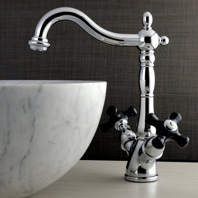 Duchess Vessel Faucet Single Handle Finish: Chrome