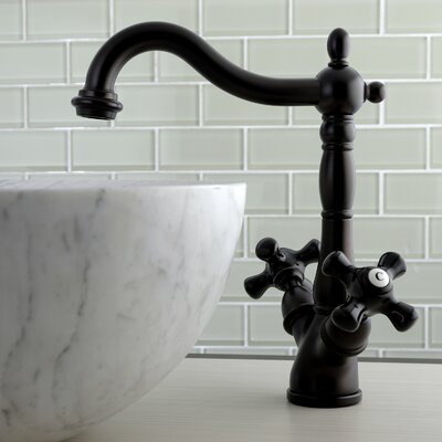 Duchess Vessel Faucet Single Handle Finish: Oil Rubbed Bronze