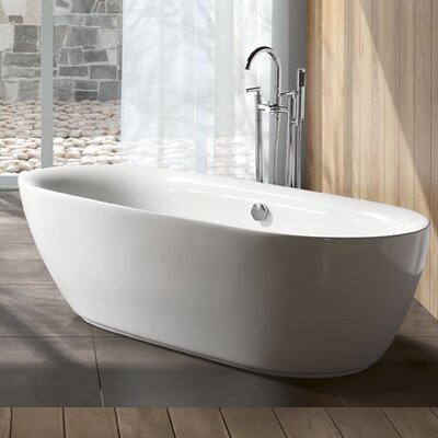 Aqua Eden 71 x 33 Soaking Bathtub