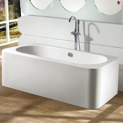 Aqua Eden 71 x 31.5 Soaking Bathtub