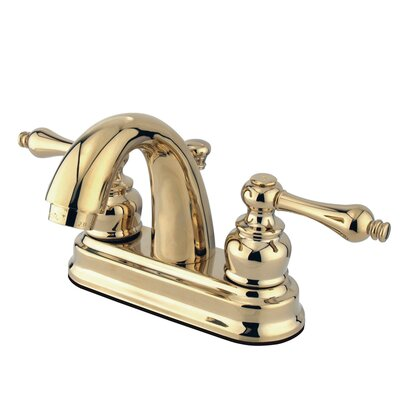 Restoration Centerset Bathroom Faucet with Pop-Up Drain Finish: Oil Rubbed Bronze