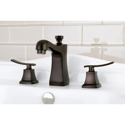 Queensbury Widespread Lavatory Faucet Finish: Oil Rubbed Bronze
