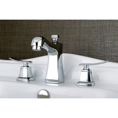 Queensbury Widespread Lavatory Faucet Finish: Polished Chrome