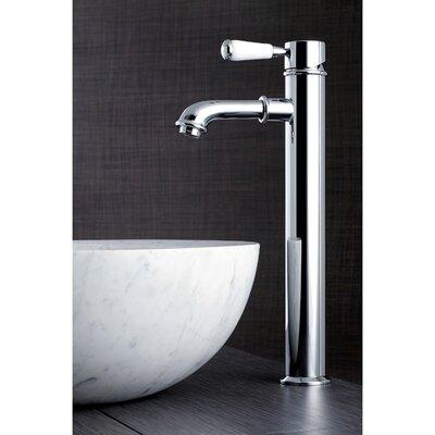 Paris Single hole Single Handle Bathroom Faucet Finish: Chrome