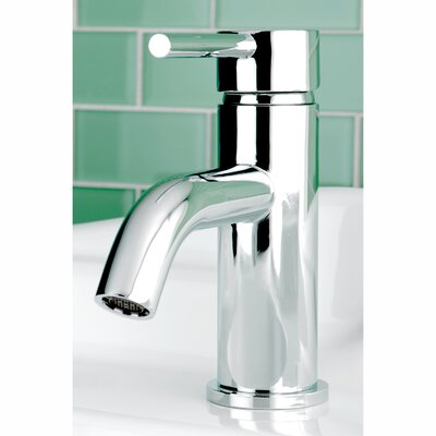 Fauceture Concord Single Handle Bathroom Faucet Finish: Chrome