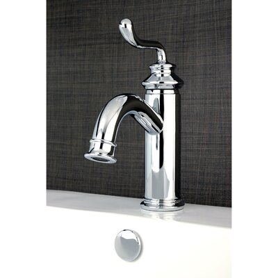 Fauceture Royale Single Handle Bathroom Faucet Finish: Chrome