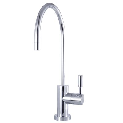 Concord Reverse Osmosis System Filtration Water Air Gap Single Handle Bar Faucet Finish: Chrome
