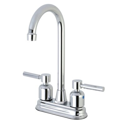 Centurion Hot & Cold Water Dispenser Bar Faucet Finish: Polished Chrome
