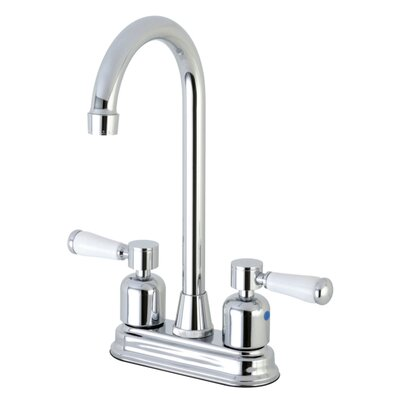 Paris Hot & Cold Water Dispenser Bar Faucet Finish: Polished Chrome