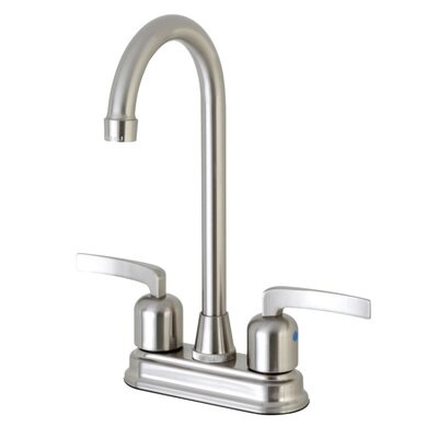 Centurion Hot & Cold Water Dispenser Bar Faucet Finish: Satin Nickel