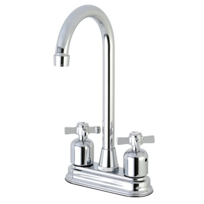 Millennium Hot & Cold Water Dispenser Bar Faucet Finish: Polished Chrome