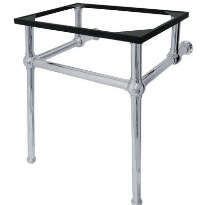 Fauceture Console Sink Holder Finish: Polished Chrome