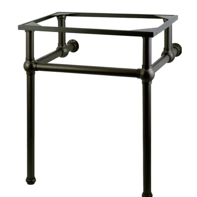 Fauceture Console Sink Holder Finish: Oil Rubbed Bronze