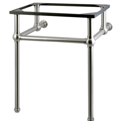 Fauceture Console Sink Holder Finish: Satin Nickel
