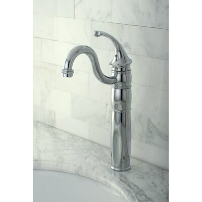 Georgian Single Handle Vessel Sink Faucet Finish: Polished Chrome