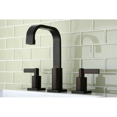 Continental Double Handle Widespread Bathroom Faucet Finish: Oil Rubbed Bronze