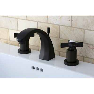 Millennium Double Handle Widespread Bathroom Faucet Finish: Oil Rubbed Bronze