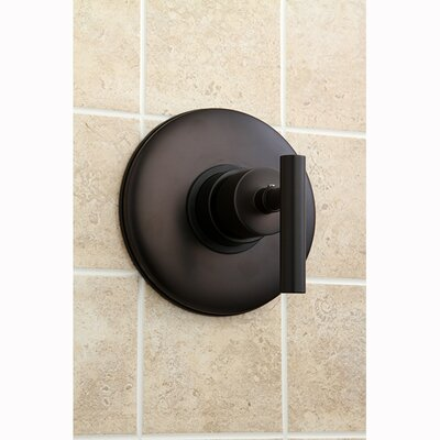 Concord Wall Volume Control Valve Finish: Oil Rubbed Bronze