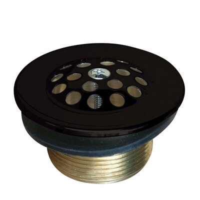 Made to Match  Grid Shower Drain Finish: Oil Rubbed Bronze