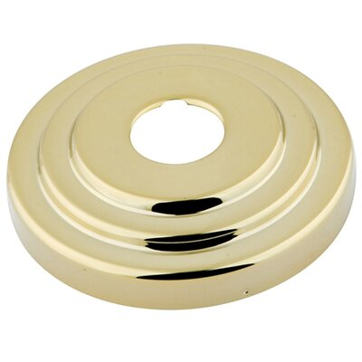 3 Decor Escutcheon Finish: Polished Brass