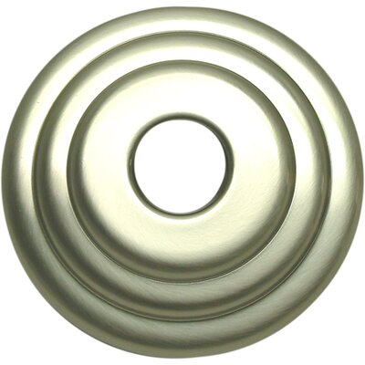 3 Decor Escutcheon Finish: Satin Nickel