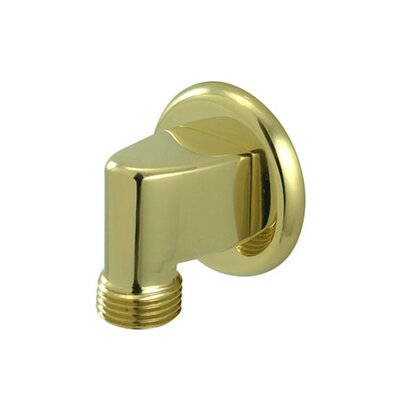 Brass Supply Elbow Finish: Polished Brass