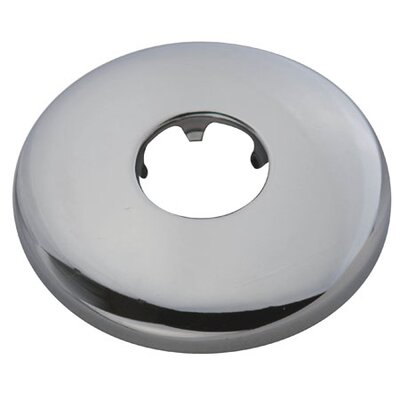 Trimscape Shower Flange Finish: Polished Chrome