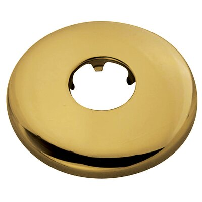 Trimscape Shower Flange Finish: Polished Brass