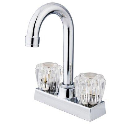 Vista Double Handle Kitchen Faucet