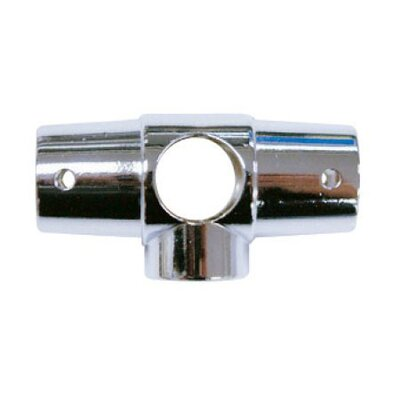 Vintage Shower Ring Connector with 5 Holes Finish: Polished Chrome