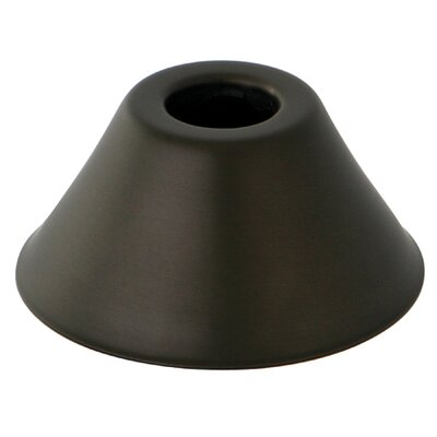 0.63 Outer Diameter Bell Flange Finish: Oil Rubbed Bronze