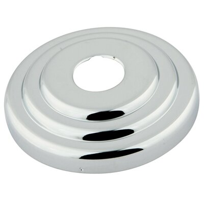 3 Decor Escutcheon Finish: Polished Chrome