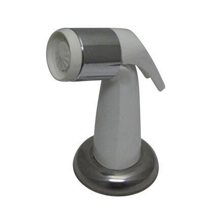 Made to Match Gourmetier Kitchen Faucet Sprayer Finish: White