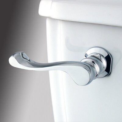 French Toilet Tank Lever Finish: Polished Chrome